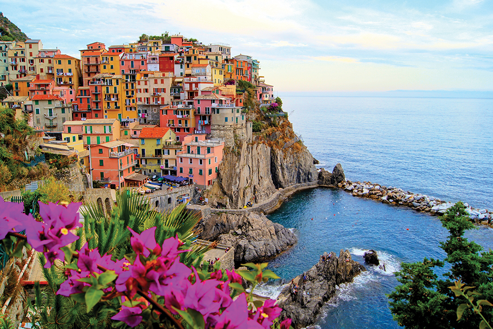 Italy's Cinque Terre charms with irresistible beauty