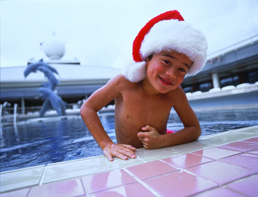 Spend the holidays on a cruise