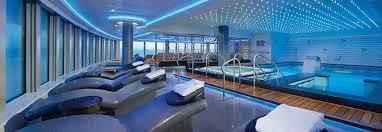 Norwegian Getaway cruise ship spa