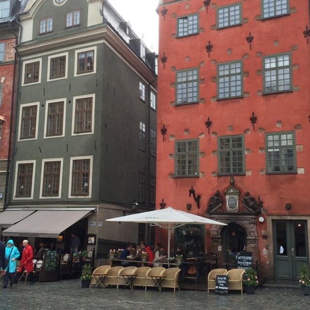 Holland America Eurodam cruise to stockholm sweden