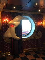 carnival cruises miracle window
