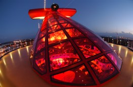 carnival cruises miracle funnel