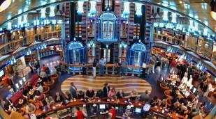 carnival cruises miracle atrium