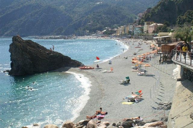 Royal Caribbean Cruise Lines European shore excursions for kids cinque terre