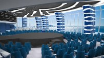msc meraviglia round theatre