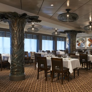 Norwegian cruises escape cruise ship restaurant