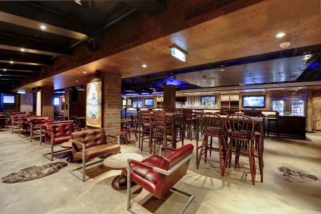 Norwegian cruises escape cruise ship brewhouse