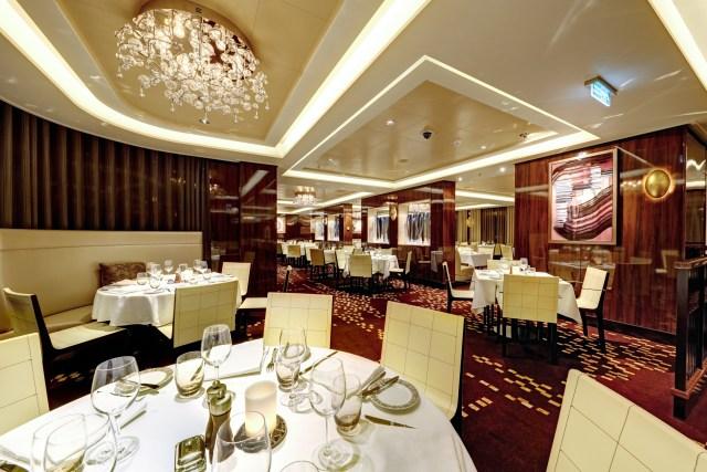 Norwegian cruises escape cruise ship taste tables
