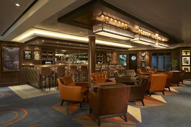 Norwegian cruises escape cruise ship tobacco road