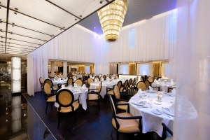 The Restaurant - Deck 4 MidshipSeabourn Cruise Line