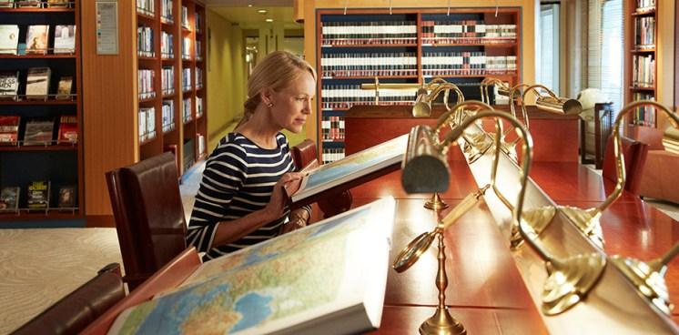 Residensea cruises The World cruise ship library