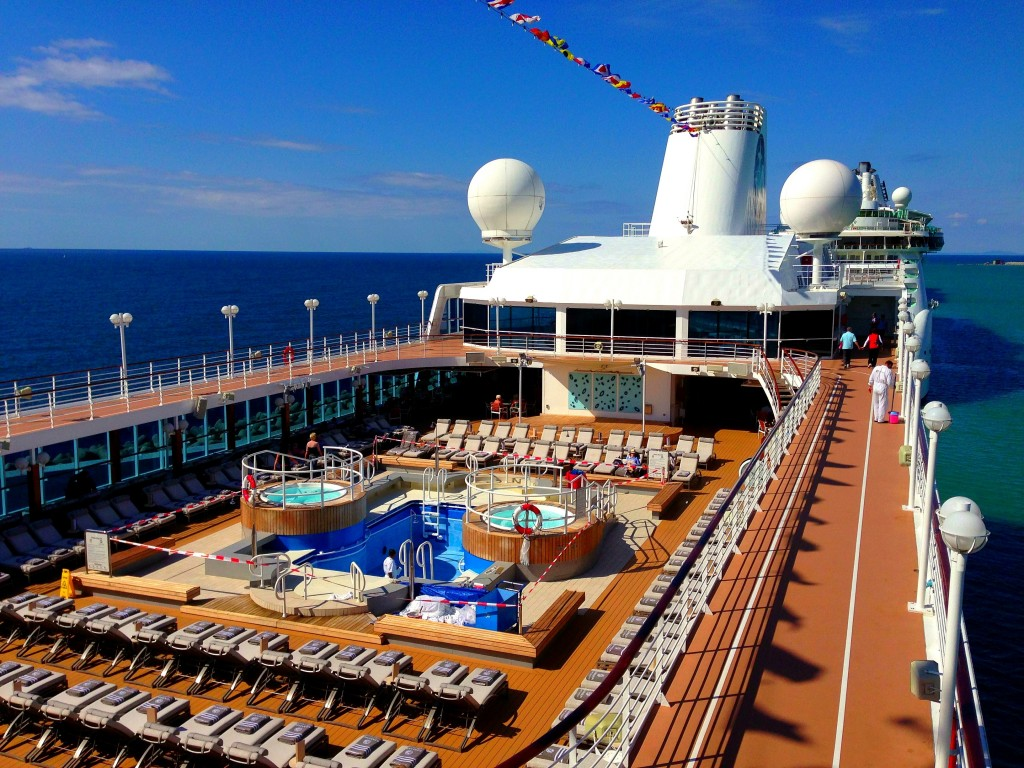 Ships on Sale: Repositioning cruises are a bargain in fall