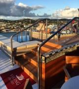 Viking Cruises Viking Star cruise ship aft hot tubs