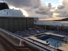 Viking Cruises Viking Star cruise ship port side view