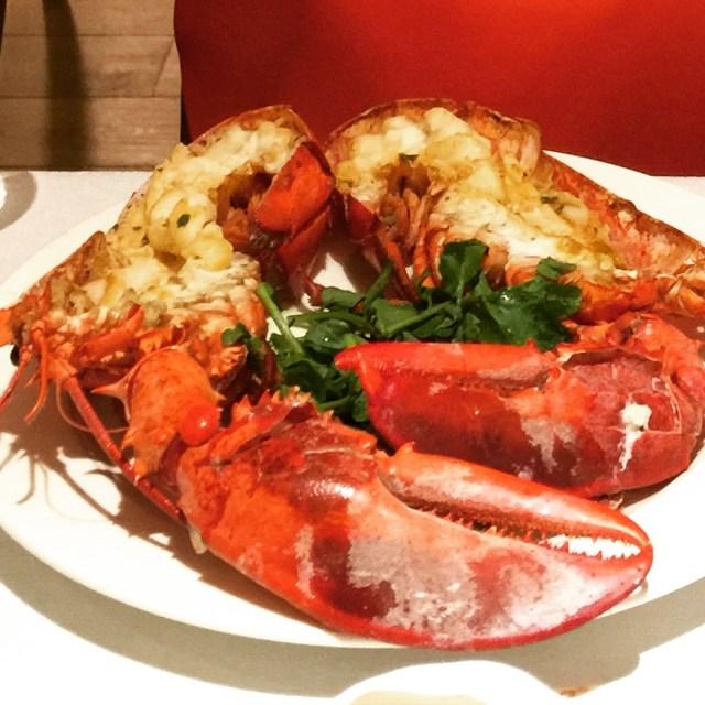 Viking Cruises Viking Star cruise ship lobster