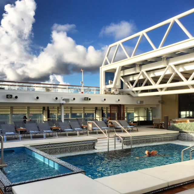 Viking Cruises Viking Star cruise ship retractable dome