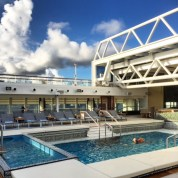 Viking Cruises Viking Star cruise ship retractable dome