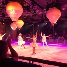 Royal Caribbean Cruises Harmony of the Seas cruise ship ice skating show