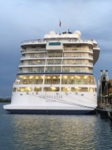 Viking Cruises Viking Star cruise ship exterior aft view