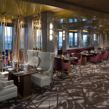 Celebrity cruises edge cruise ship steakhouse