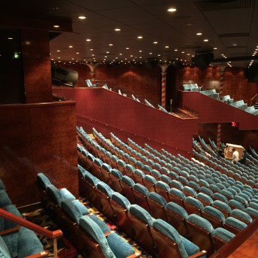 Norwegian cruises Jade cruise ship Norway theatre