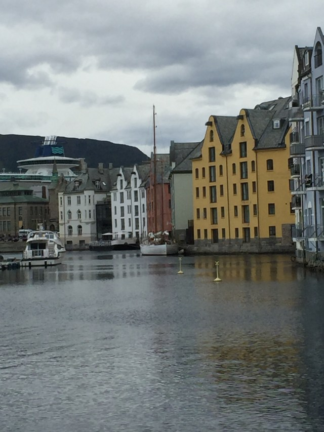 Norwegian cruises Jade cruise ship Norway Bergen