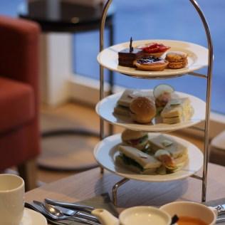 Viking cruises sky cruise ship afternoon tea