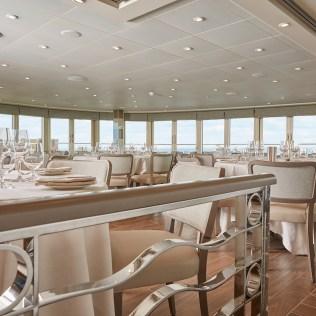 Silversea cruises silver muse cruise ship la terrazza