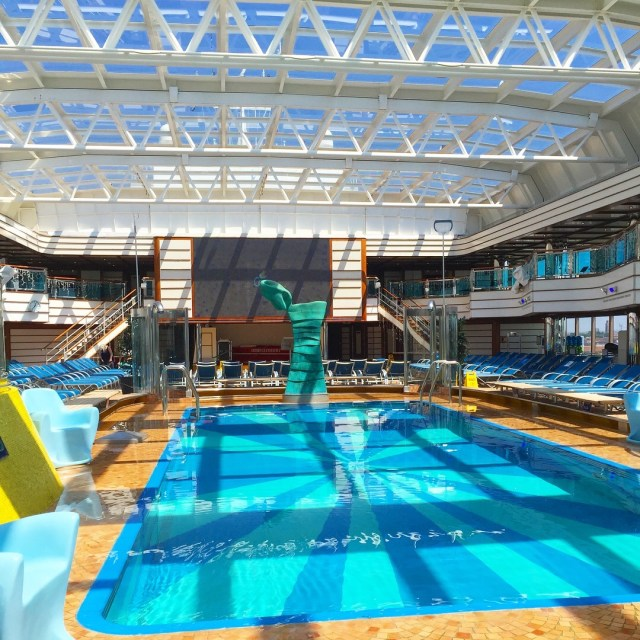 Costa Luminosa Pool