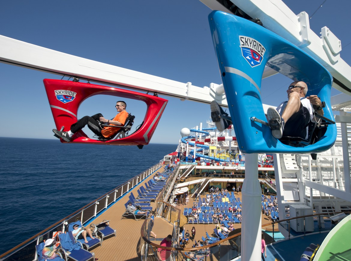 Carnival Cruises takes top honors in four categories at USA Today's 10 Best Awards