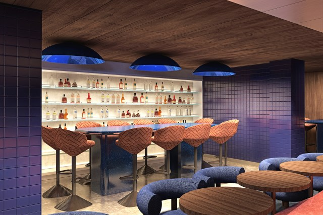Virgin voyage cruises scarlet lady mexican restaurant
