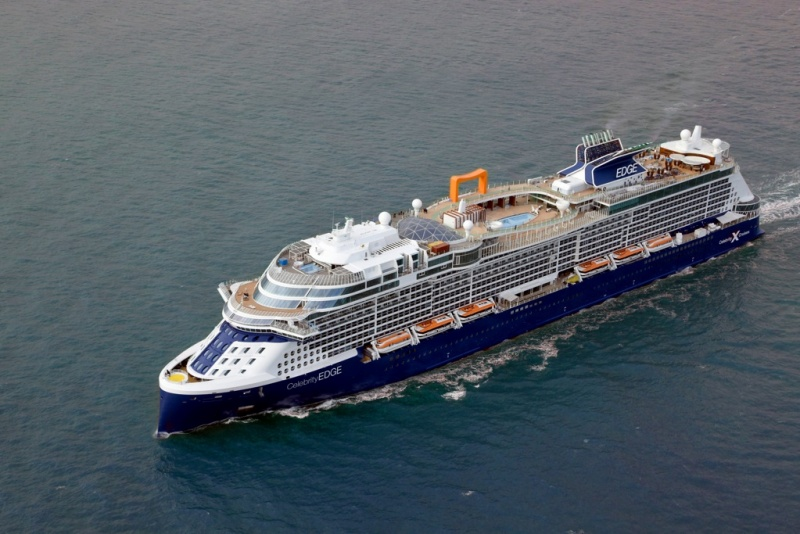 Celebrity Edge first cruise ship to sail from a U.S. port in more than 15 months