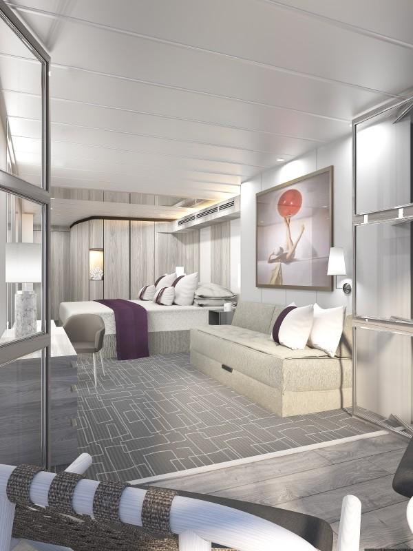 celebrity cruises edge cruise ship veranda