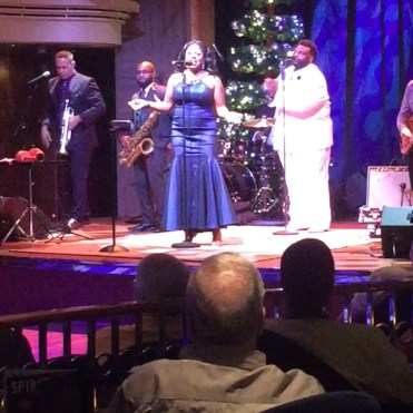 Holland America Statendam cruise ship jazz blues band performers