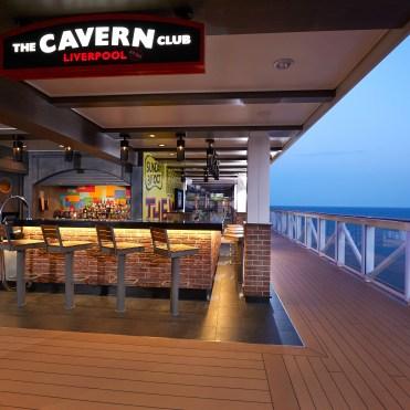 Norwegian encore cavern club