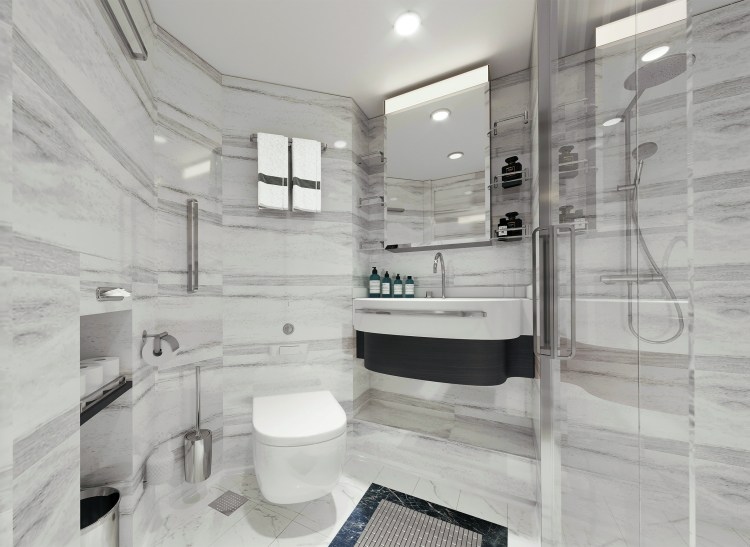 SPL Deluxe & Veranda - Bathroom