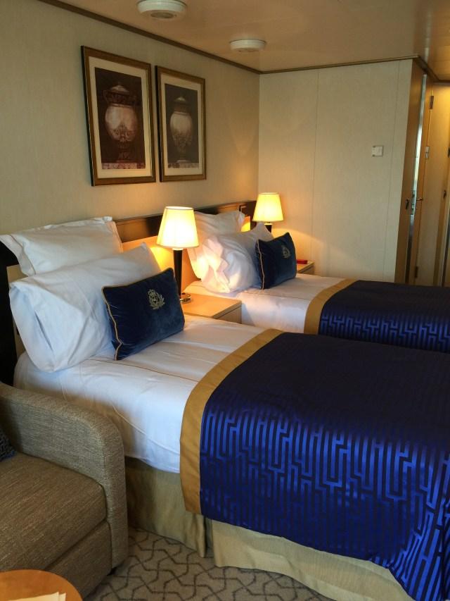 Cunard Queen Elizabeth Balcony Cabin