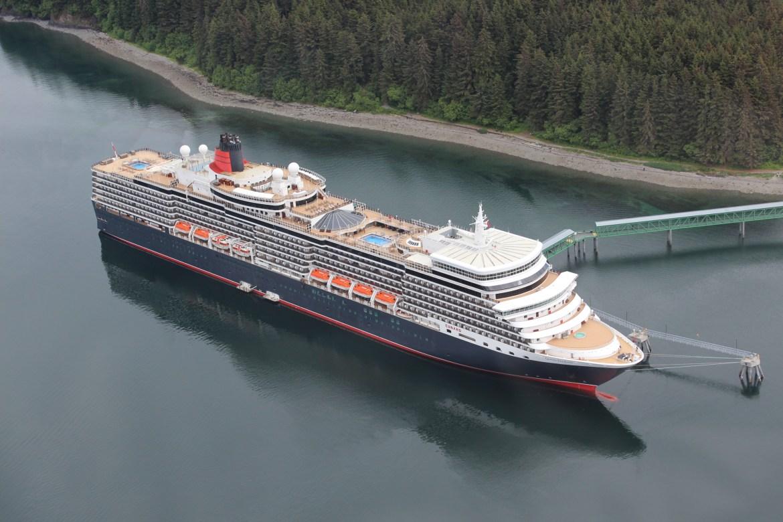 Cunard Queen Elizabeth cruises UK in July; updates all ship plans