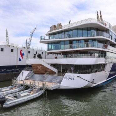 Celebrity Cruises Flora Aft