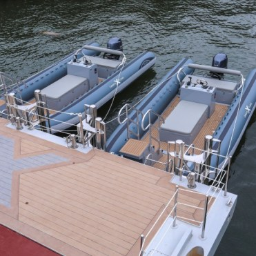 Celebrity Cruises Flora tenders