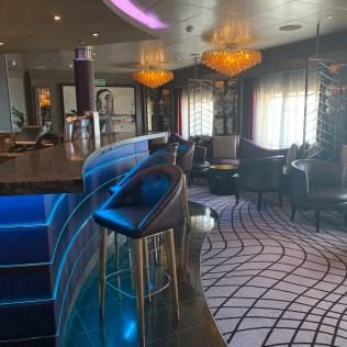 Regent Cruises Voyager Navigator Lounge