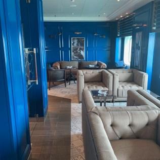 Regent Cruises Voyager Connoisseur Lounge