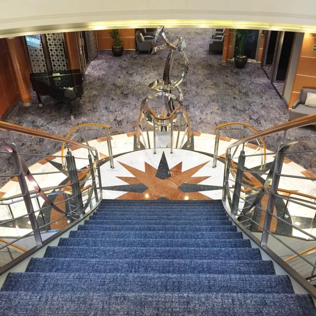 Regent Voyager Staircase