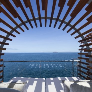 Celebrity Cruises Flora deck cabana