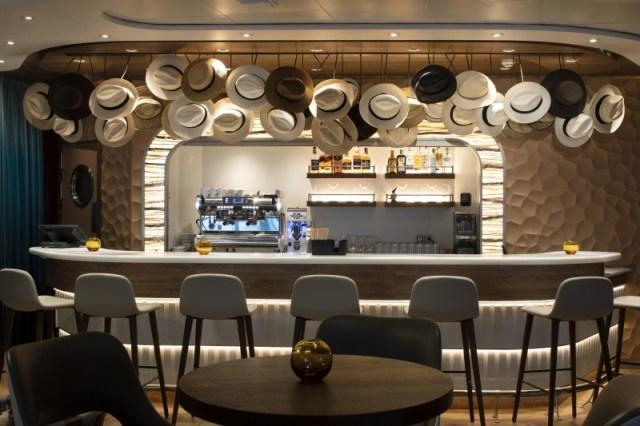 Celebrity Cruises Flora Bar