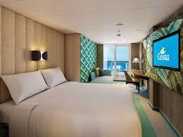 Costa Cruises Smeralda Cabin
