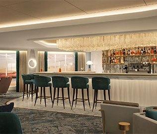 Crystal Cruises Endeavor Bar