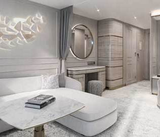 Crystal Cruises Endeavor Penthouse suite 5