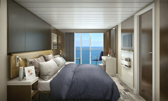 Norwegian Spirit Balcony