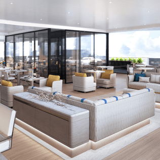 Ritz Carlton Yacht The Marina Lounge
